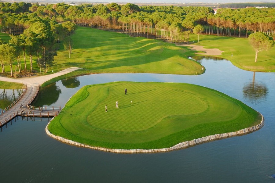 Sueno Golf Club Dunes 3598