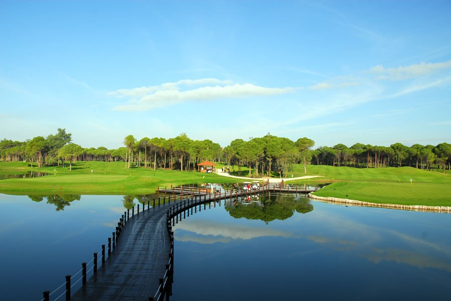 Sueno Golf Club Pines 191