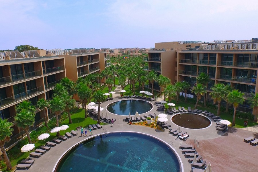 Salgados Palm Village Suites